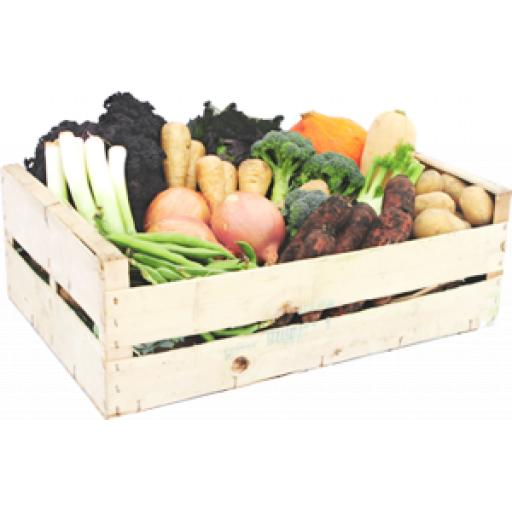 Vegetable Box - One Off Delivery