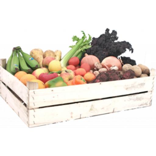 Veg & Fruit & Salad box - Fortnightly