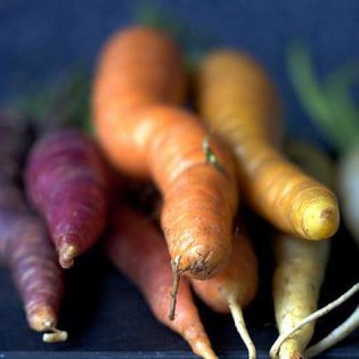 Rainbow Carrots - 500g