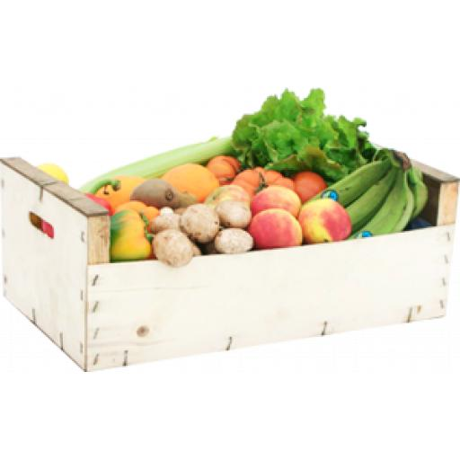 Fruit & Salad Box - Weekly