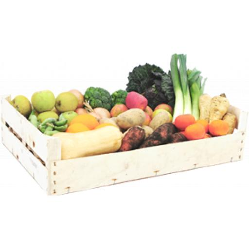 Fruit & Vegetable Box - Weekly