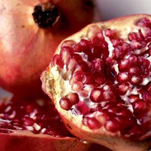 Pomegranate , Ruby - Individual