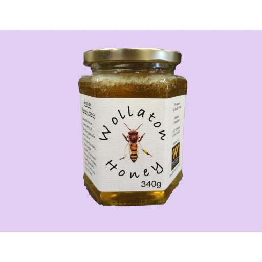 Wollaton Honey (Runny)