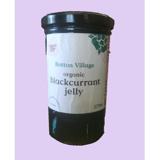 Botton Village Organic Blackcurrant Jelly