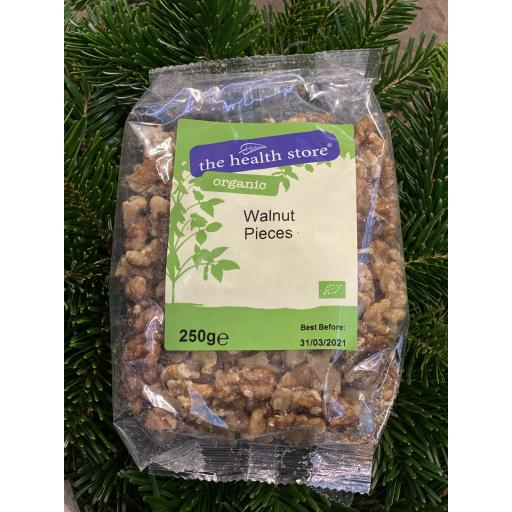Walnut Pieces - 250g
