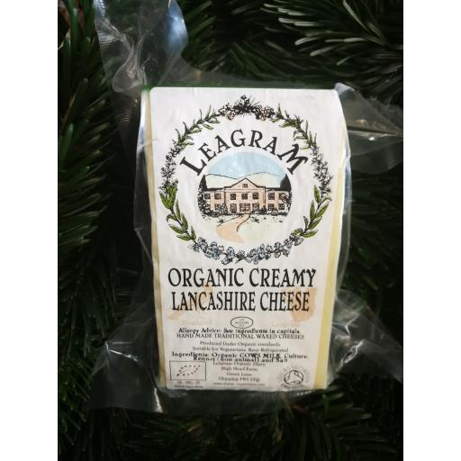 Leagram Creamy Lancashire Cheese