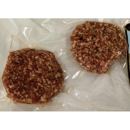 Organic Turkey Burgers 253 Approx. Weekly