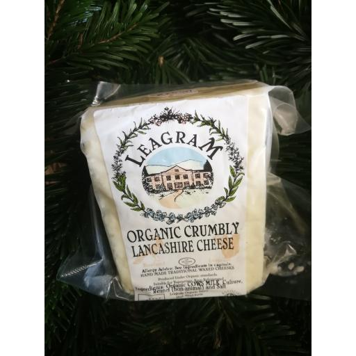 Leagram Crumbly Lancashire Cheese