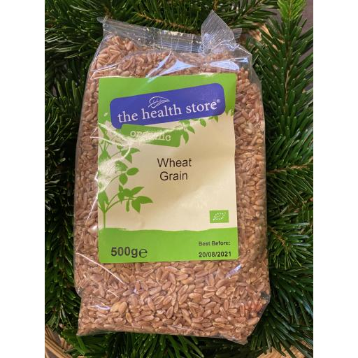 Wheat Grain - 500g