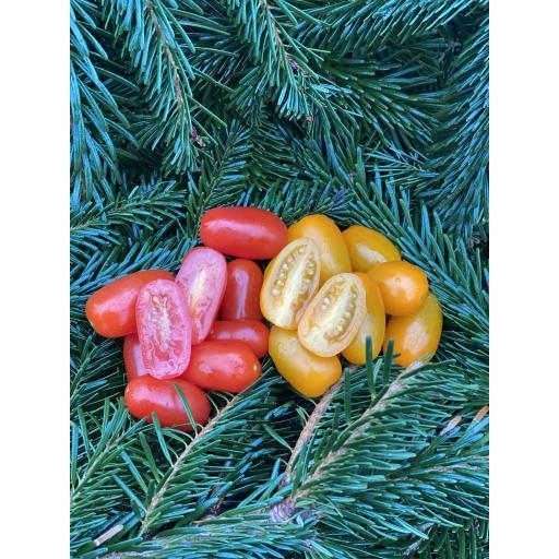 Tomatoes, Small Plum - 200g