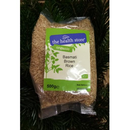 Basmati Brown Rice - 500g