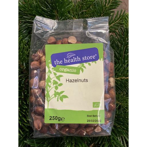Hazelnuts - 250g