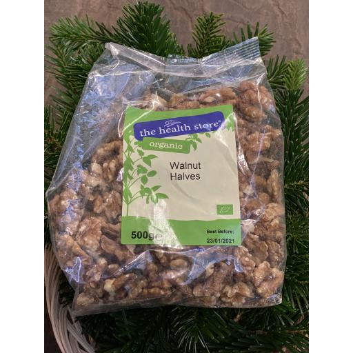 Walnut Halves - 500g
