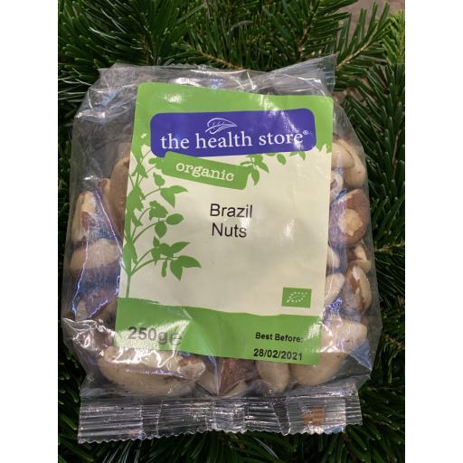 Brazil Nuts - 250g