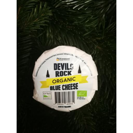 Devils Rock Organic Blue Cheese