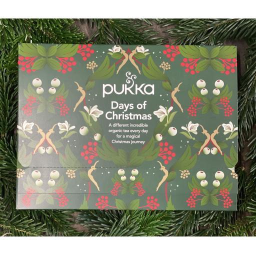 Pukka Days of Christmas Advent Calendar