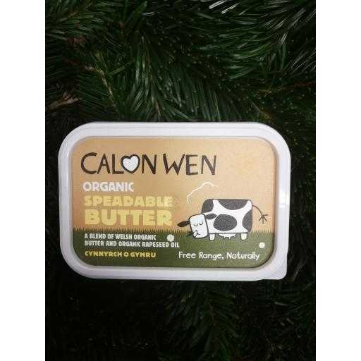 Calonwen Organic Spreadable Butter
