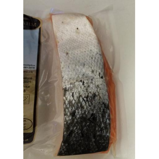 Organic Salmon Fillet 203 Approx.