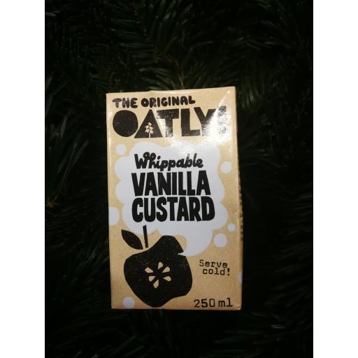 Vanilla Custard 250ML