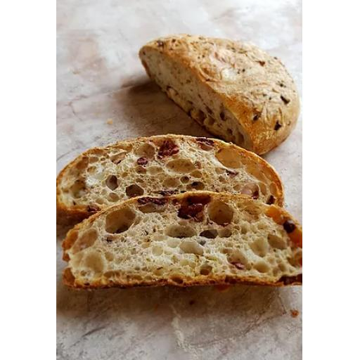 Fortnightly Olive Bread (Round)