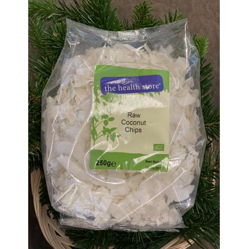 Raw Coconut Flakes - 250g