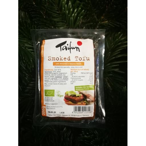 Almond/Ses Tofu Slice 200G