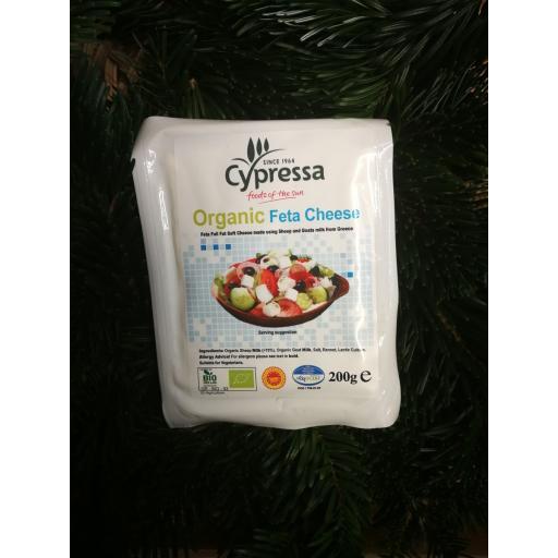 Cypressa Organic Feta Cheese