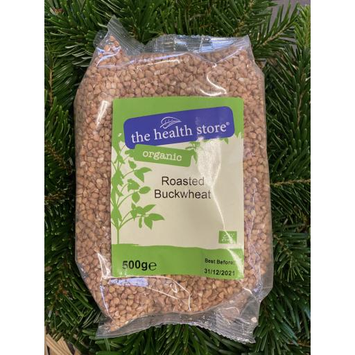 Roasted Buckwheat - 500g