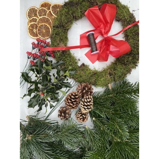 DIY Christmas Wreath Kits