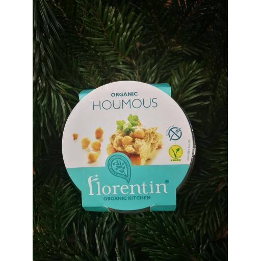 Fiorentin organic fresh hoummus 200g