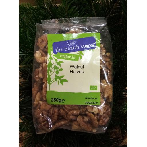 Walnut Halves - 250g