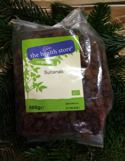 Sultanas - 500g.png
