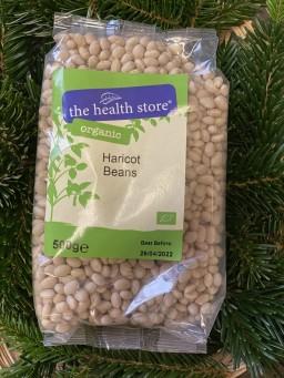 Haricot Beans - 500g - £2.65.jpg