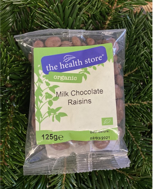 Milk chocolate Raisins - 125g - £2.99.jpg