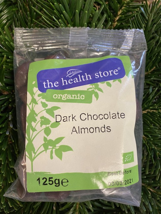 Dark Chocolate Almonds - 125g - £3.99.jpg