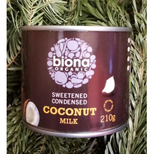 Condensed Coconut Milk 210ML