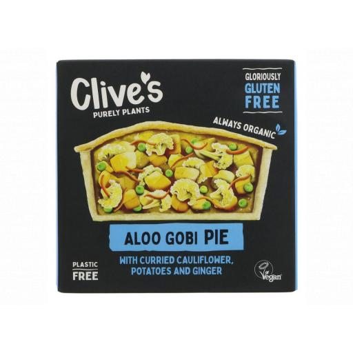 Saag Aloo Curry Pie 250G