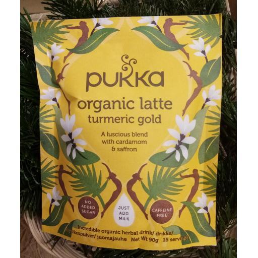 Turmeric Gold latte 90G
