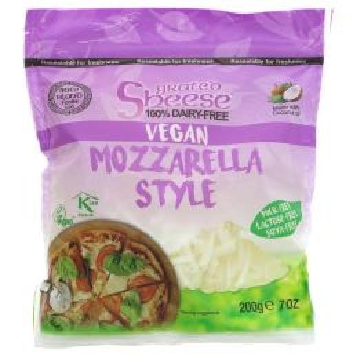 Bute Island Sheese Mozzarella Grated 200g