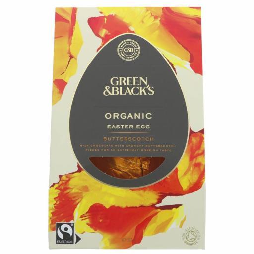 Green & Blacks Butterscotch Medium 165g