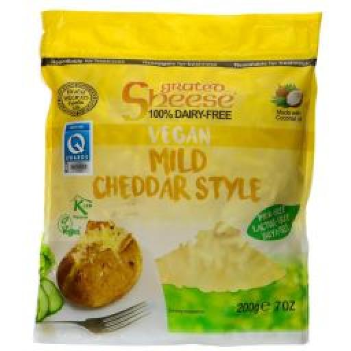 Bute Island Sheese Mild Cheddar Grated 200g