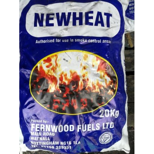 NewHeat Fernwood Fuels Smokless Fuel - 20kg
