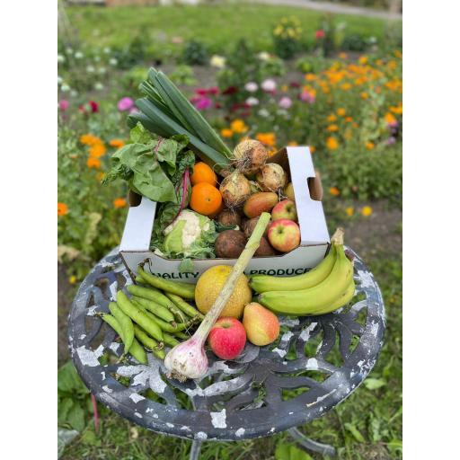 Fruit & Vegetable Box - Weekly