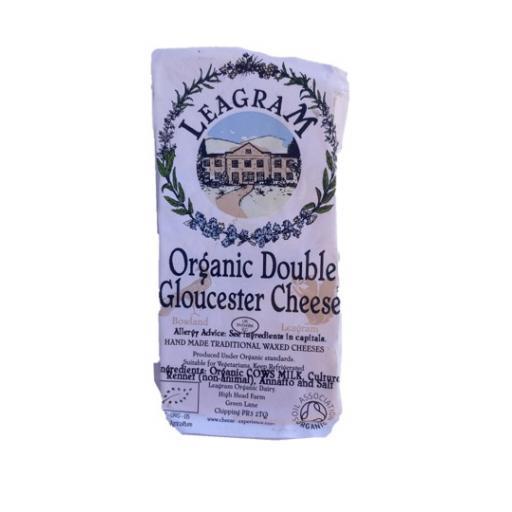 Organic Lancashire Double Gloucester