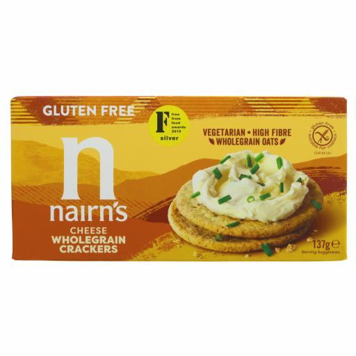 Cheese Cracker - 137G
