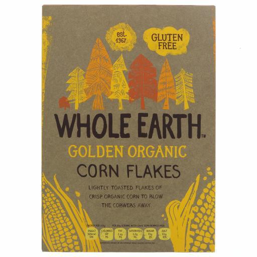 Organic Classic Golden Cornflakes -375G
