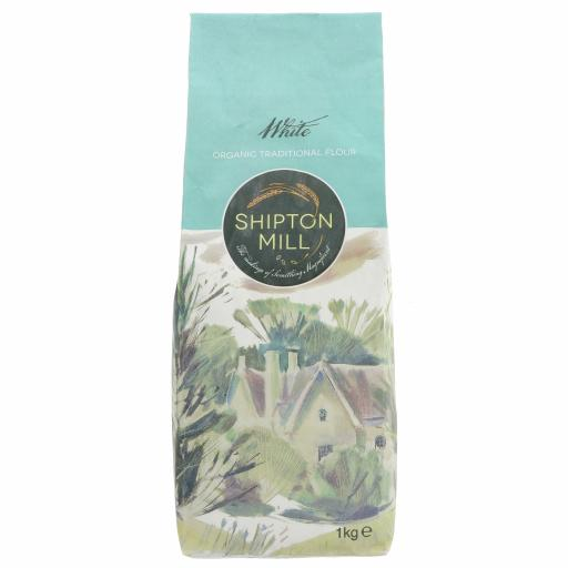 Organic White Flour - 1KG