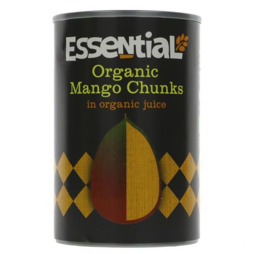 Organic Mango Chunks in Juice - 400G