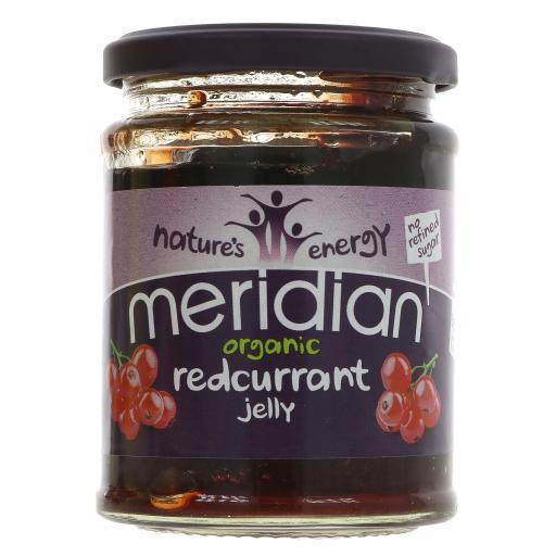 Organic Redcurrant Jelly - 284G