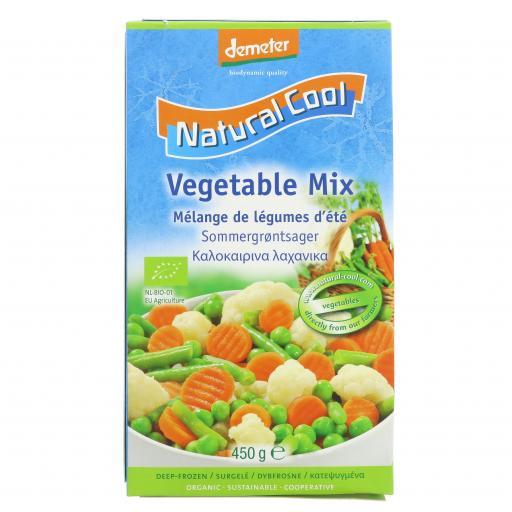 Organic Vegetable Mix - 450G